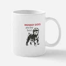 MONKEY DOGS Mugs