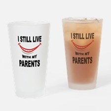 PARENTS Drinking Glass