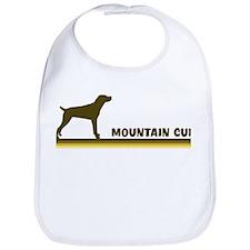Mountain Cur (retro-blue) Bib