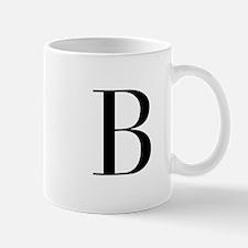 B-bod black Mugs