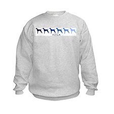 Vizsla (blue color spectrum) Jumper Sweater