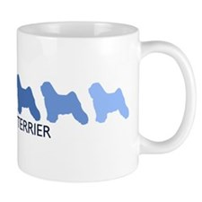 Tibetan Terrier (blue color s Mug