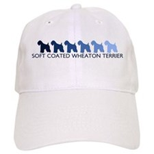 Soft Coated Wheaton Terrier ( Baseball Cap