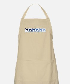 Smooth Fox Terrier (blue colo BBQ Apron