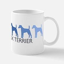Smooth Fox Terrier (blue colo Mug