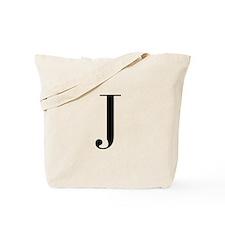 J-bod black Tote Bag