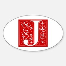 J-fle red2 Decal
