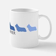 Skye Terrier (blue color spec Mug