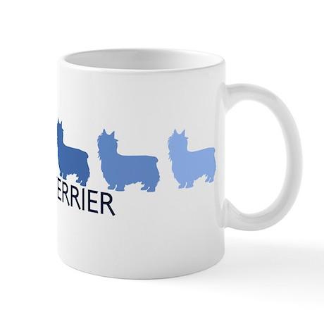 Silky Terrier (blue color spe Mug
