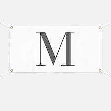M-bod gray Banner