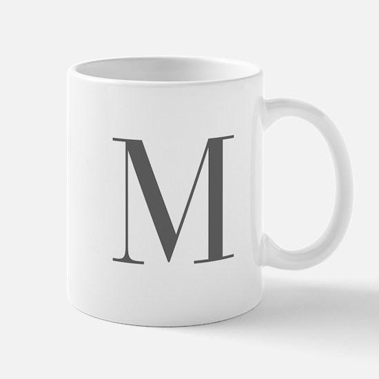 M-bod gray Mugs