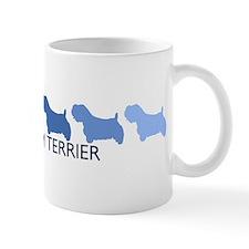 Sealyham Terrier (blue color  Mug