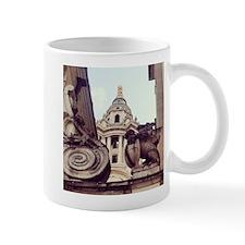 Dragon at St. Paul's Cathedral Mugs