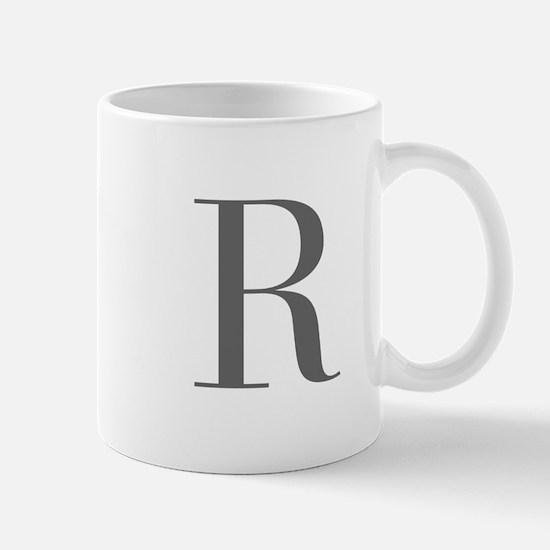 R-bod gray Mugs