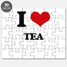 I love Tea Puzzle