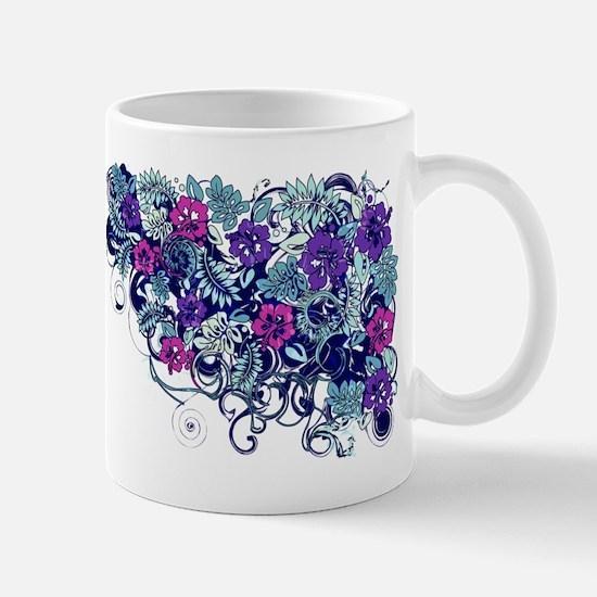 Hibiscus_Growth Mug