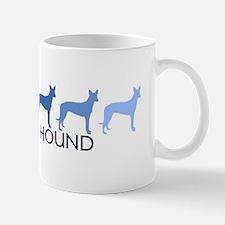 Pharoah Hound (blue color spe Mug