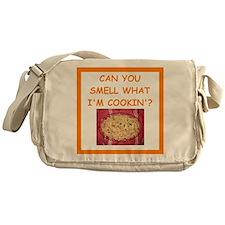 chicken fried rice Messenger Bag
