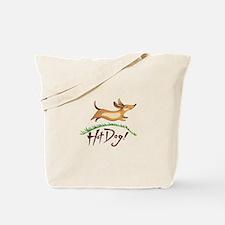 HOT DOG Tote Bag