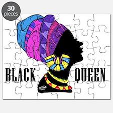 Unique African Puzzle