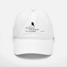 Sweet Until Skates on Feet Baseball Baseball Cap