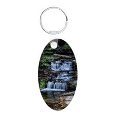 Eagle Cliff Falls 1 Keychains