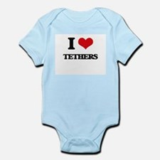 I love Tethers Body Suit