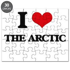 I Love The Arctic Puzzle