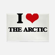 I Love The Arctic Magnets
