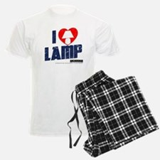 i love lamp Pajamas