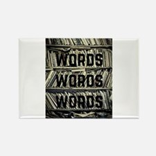 Words Words Words Magnets