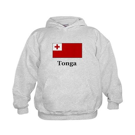 Tonga Kids Hoodie
