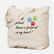 Veterinary Technician Tote Bag