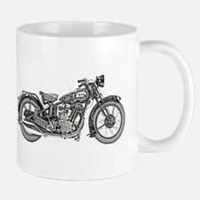 Motorcycle Small Small Mug