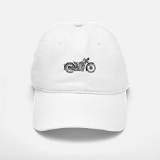 Motorcycle Baseball Baseball Cap