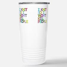 Knitter Travel Mug
