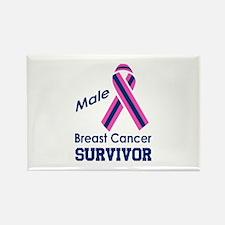 BREAST CANCER SURVIVOR Magnets