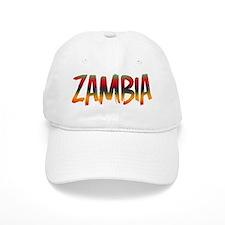 Zambia Baseball Cap