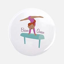 """Beam Queen 3.5"""" Button"""