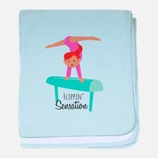 Flippin Sensation baby blanket