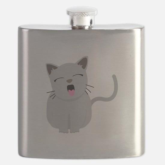 Kitty 1 Flask