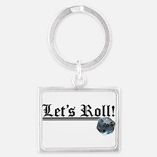 Let's Roll! Keychains
