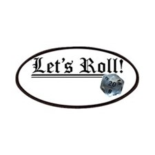 Let's Roll! Patches