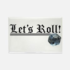 Let's Roll! Magnets