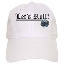 Let's Roll! Baseball Baseball Cap