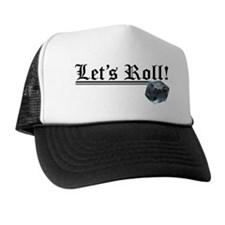 Let's Roll! Trucker Hat