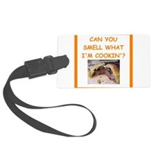 beef wellington Luggage Tag