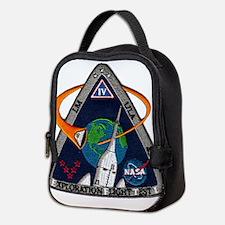 USAF EFT-1 Logo Neoprene Lunch Bag