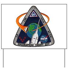 USAF EFT-1 Logo Yard Sign