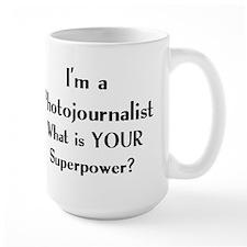 photojournalist Mug